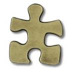 BronzePuzzlePiece