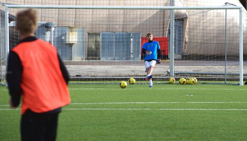 Mats Trulsen blir Mo ILs keeper i bortekampen mot Alta.