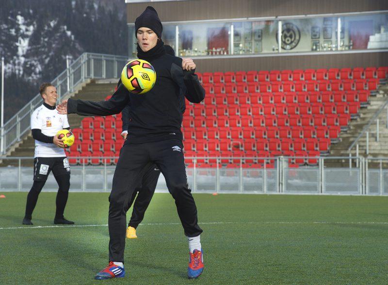 Joachim Olufsen har spilt sin siste kamp for Mo IL for denne gang, og returnerer til Strindheim.