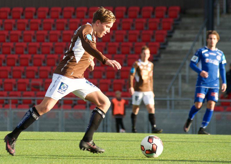 Stjørdals-Blink blir første motstander i serien i 2017, for Vebjørn Sund og Mo IL.