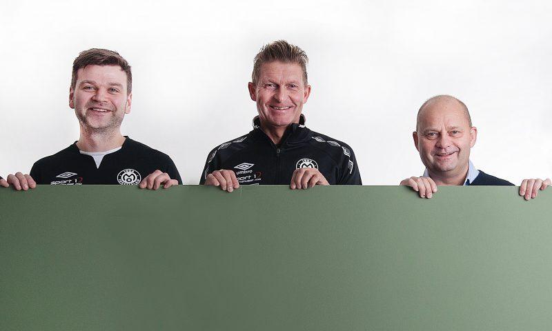 Arve Ulriksen og MIP AS har utvidet samarbeidet med Lars Erik Zetterlund Nilsen, Thor-André Olsen og Mo IL Toppfotball, tilknyttet konseptet Team Grønt Skifte.