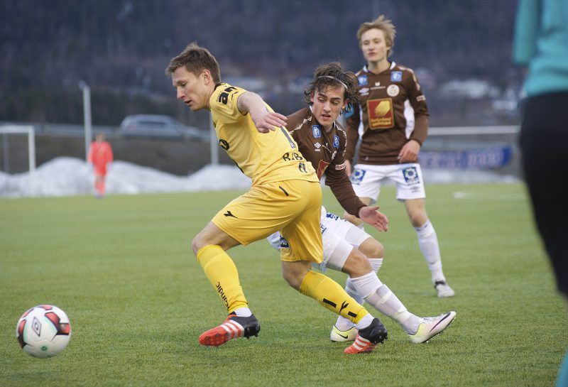 Bodø/Glimt og Mo IL, som møttes i 2. runde i cupen i fjor, er de eneste lagene fra Nordland som er direkte kvalifisert til årets NM.