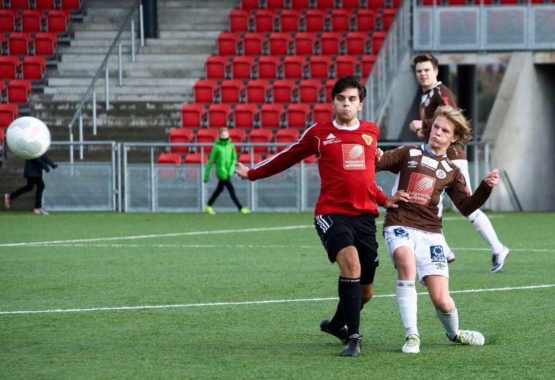Oskar Drotninghaug Moe er en av åtte Mo IL-spillere som i helga deltar på NFFs kretssamling på Fauske.